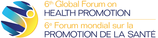 2016 English- Global Forum for Health Promotion