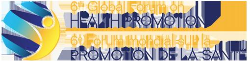 2016 Français- Forum mondial sur la promotion de la santé